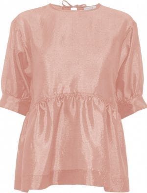 NORR SIMONE TOP, PINK