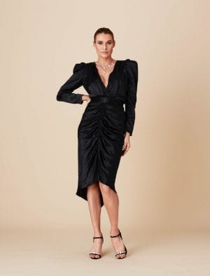 ADOORE COCKTAIL DRESS BLACK