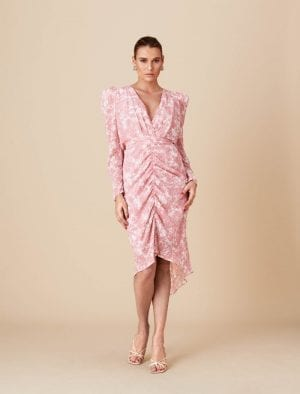 ADOORE COCKTAIL DRESS PINK