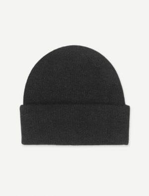SAMSOE NOR HAT BLACK