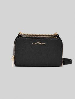 MARC JACOBS THE EVERYDAY CROSSBODY BLACK