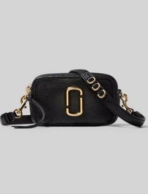 MARC JACOBS THE SOFTSHOT 17 BLACK