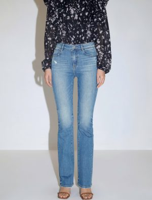 MISS SIXTY BOOTCUT JEANS MIDDLE BLUE
