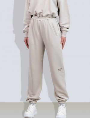 MISS SIXTY JOGGERS PALE APRICOT