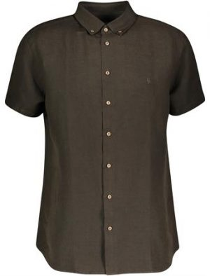 URBAN PIONEERS PETTER SHIRT FOREST NIGHT