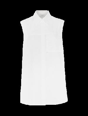 NORR BETINA SHIRT WHITE