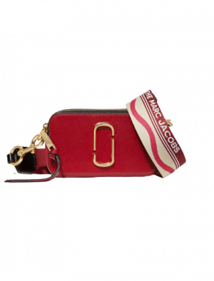 MARC JACOBS SNAPSHOT NEW RED MULTI