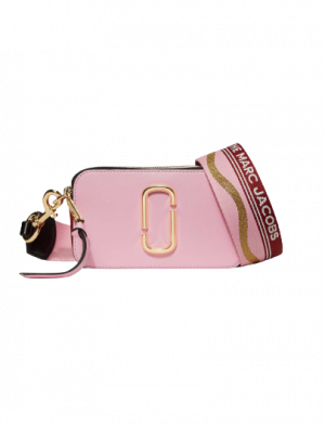 MARC JACOBS SNAPSHOT NEW BABY PINK/RED