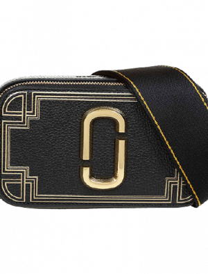 MARC JACOBS THE SNAPSHOT GILDED BLACK MULTI