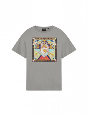 DAILY PAPER LEVAL SS T-SHIRT GREY